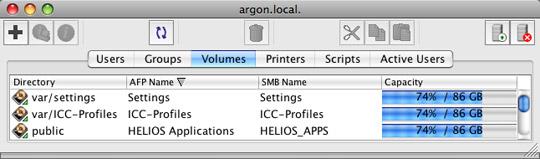 HELIOS - File Server